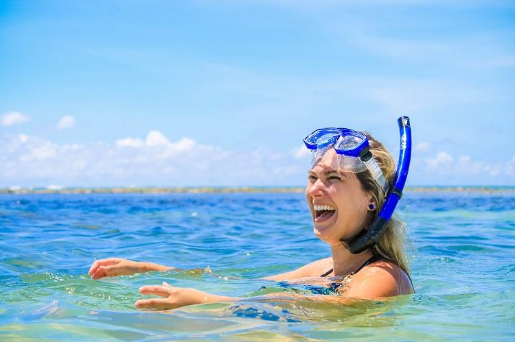 piscinas naturais de pitimbu snorkel